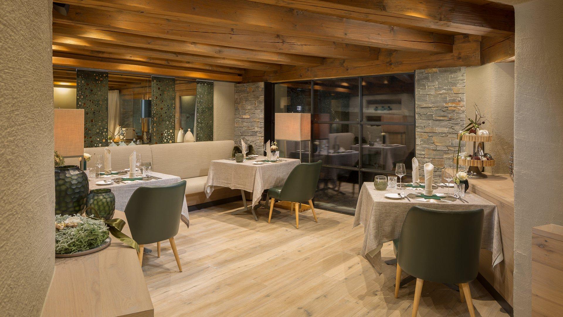 Try regional food in Längenfeld, Austria - Naturhotel Waldklause