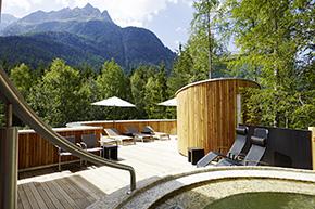 4s Design Und Wellnesshotel In Tirol österreich Naturhotel